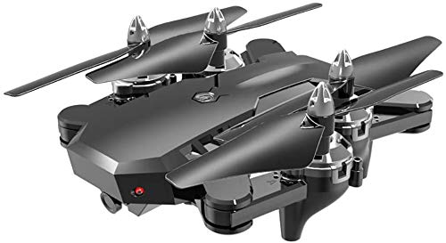 Vouwen GPS-antenne 4K HD FPV Drones vier azen real-time transmissie, beeldoverdracht 5,8, floating point, continu, ernstsensor,zwart