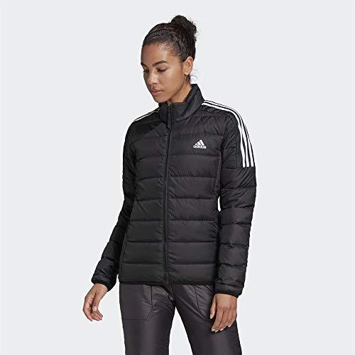 adidas Damen Doppeljacke ESS Doppeljacke, Black, M, GH4593