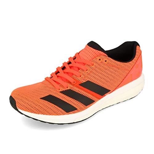 adidas Adizero Boston 8 W Solar Red Black White 41