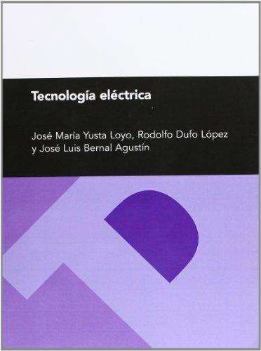 Tecnología eléctrica (Textos Docentes)