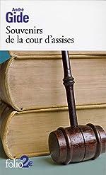 Souvenirs de la cour d'assises d'André Gide
