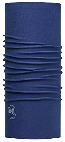 Buff HIGH UV Multifunktionstuch, Solid Eclipse Blue, One Size