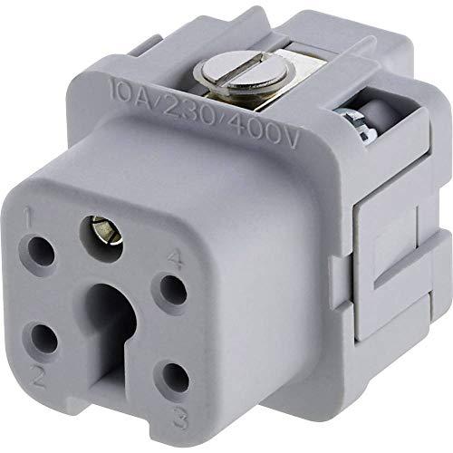 1 x circulaire câble C016 20D003 100 10 par Amphenol Tuchel Récipient 3+PE Way