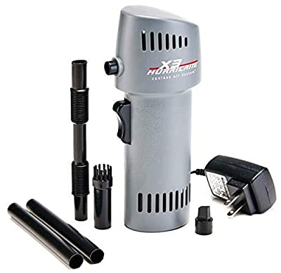 X3 Hurricane Variable Speed 260mph+ Cordless Rechargeable Electronic Duster Compressed Can Air Cleaner by Canless Air