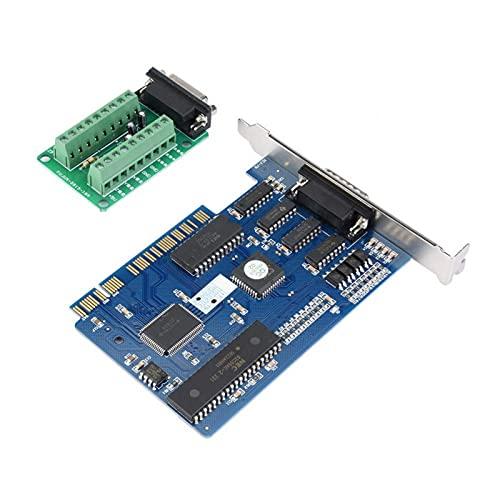 Sensitive - Tarjeta de control de respuesta rápida PCI-3D para fresadoras CNC 5.4.49/5.55