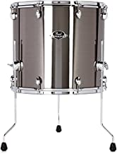Pearl Export Series Floor Tom - 18 Inches X 16 Inches, Smokey Chrome