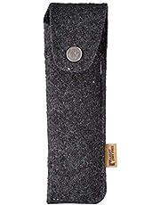Light My Fire Bestek Case - On the Go Cutlery Case - Recycled Merino Wool 21x6 cm - Cutlery Case Empty - Case voor Bestek - Campingbestek Zak - Made in Sweden - Bestek Zak
