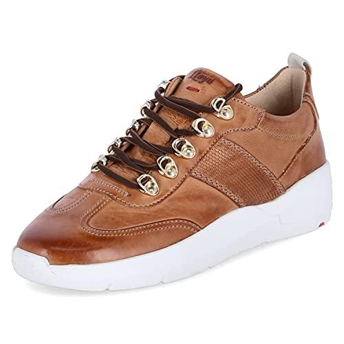 LLOYD Sneaker Low Größe 40 EU Braun (Braun)