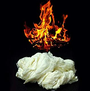 Doowops Fash Cotton Fire Cotton Fire Magic Accessory Stage Gimmick Props Mentalism Comedy