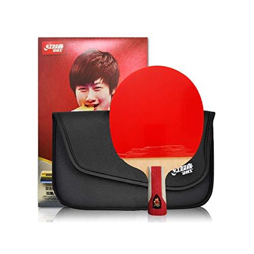 For Sale! CHUNSHENN Professional Table Tennis Racket, Six-Star, Pen-Hold, Horizontal Shot, Table Ten...