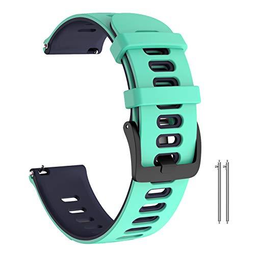 ANBEST Brazalete Compatible con Galaxy Watch 46mm Deportes P