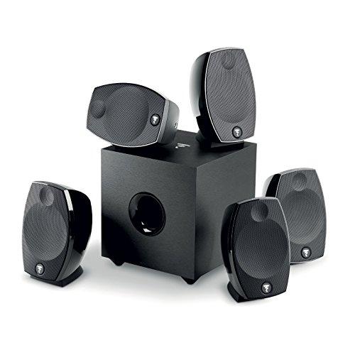 Focal SIB EVO 5.1 Lautsprecher-System mit aktivem Subwoofer