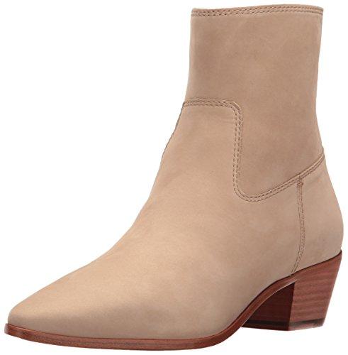 Frye Women's Ellen Short Western Boot, Taupe, 11 M US
