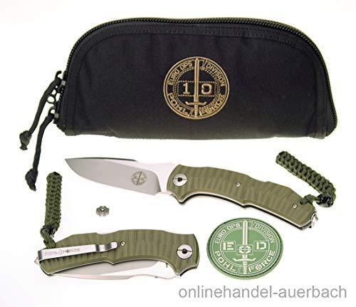 POHL FORCE MIKE FIVE TACTICAL Taschenmesser Klappmesser Einhandmesser Messer