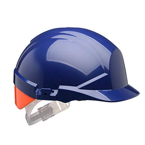 CENTURION CNS12BHVOA - Casco de Seguridad, Color Azul y Naranja