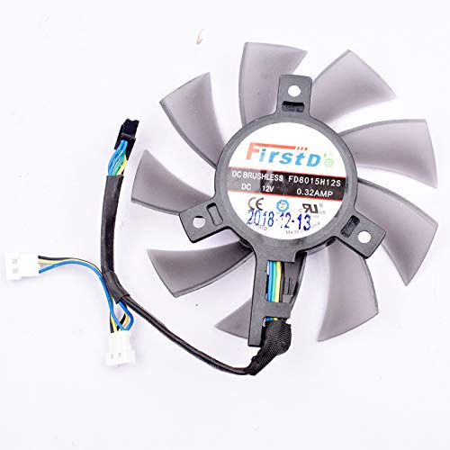 FD8015H12S Firstd 12V 0.32A AMD graphics cooling fan