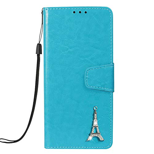 Samsung Galaxy S8 Plus Flip Case, Cover for Leather Kickstand Card Holders Wallet Cover Premium Business Flip Cover