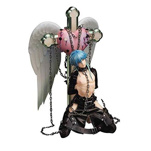Dramatischer Mord-Seragaki Aoba PVC-Figur - hohe 10,2 Zoll
