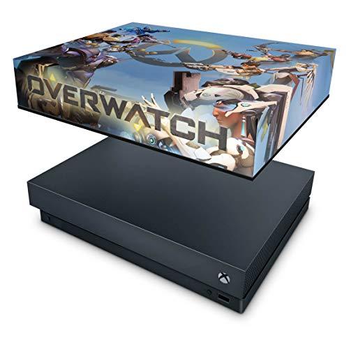 Capa Anti Poeira para Xbox One X - Overwatch