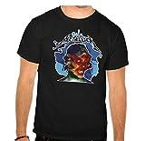 Metallica Rockband Rock Music Legends Fun Camisetas T-Shirt - 924 -SW