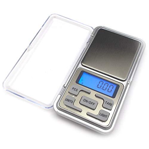 waves 携帯タイプ ポケット デジタル スケール(秤) 精密 0.01g-500g