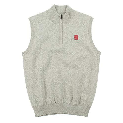 Oxford NCAA Herren Weste Simel gefüttert Windjacke, Herren, Simel Lined Wind Sweater Vest, Highrise, Small