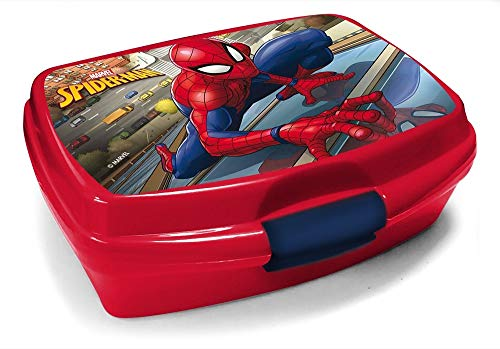 xx Spiderman Luchbox Brotdose 59702