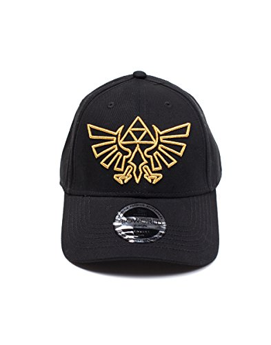 Zelda - Casquette - Gold Logo Curved