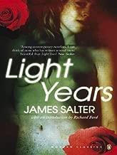 Light Years (Penguin Modern Classics) by Salter, James (2007)