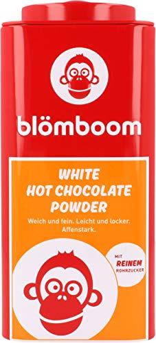 blömboom – Chocolate – blömboom – Blömboom – White hot chocolate powder – 200g
