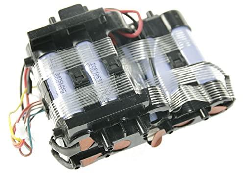 Bosch - Paquete de baterías originales de 25,2 V Li-Ion para escoba FLEXXO 25,2 V, BBH32.