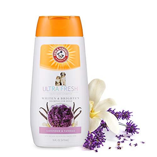 Arm & Hammer Ultra Fresh Whitening & Brightening Shampoo With Awapuhi & Argan Oil