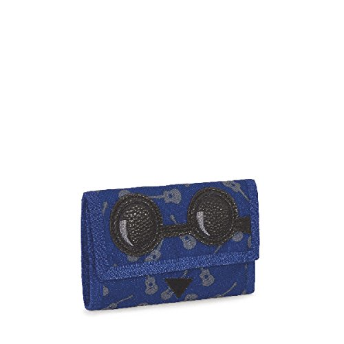 Brieftasche invicta Wallet yap blau