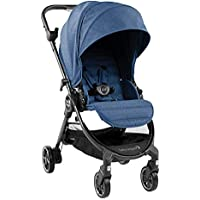 Baby Jogger City Tour LUX Stroller, Lightweight with Backpack-Style Carry Bag (Iris)