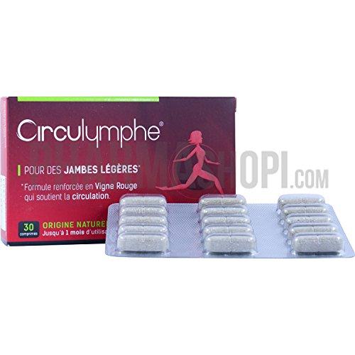 Sante Verte Circulymphe - 30 Comprimidos