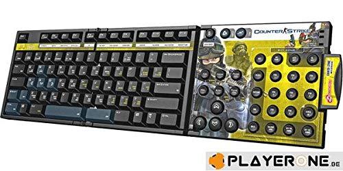 Steel Series Zboard KEYSET Counter Strike (FRENCH)