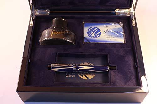 Penna stilografica Parker Duofold True Blue edizione limitata n. 2.435/5.000