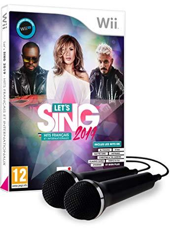 Let's Sing 2019: Hits Français et Internationaux - 2 Micros