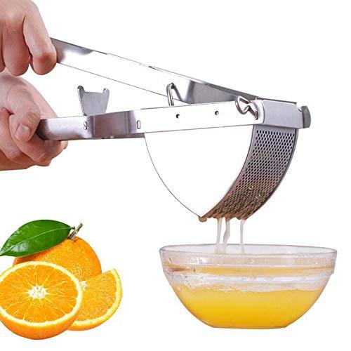 Manuelle Juicer Edelstahl-Kinder Saft-Maschine Mit Kaltpressung Juicer Küche Speisesaal Verwenden