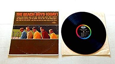 THE BEACH BOYS TODAY! - Capitol Records 1965 - USED Vinyl LP Record - 1965 MONO Pressing T 2269 - Help Me Rhonda - Dance, ...
