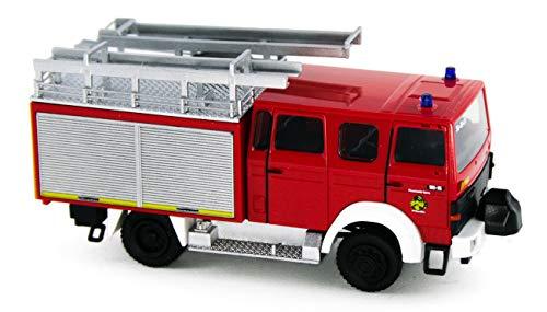 Rietze 71222 Iveco MK Lentner LF 16-TS, Feuerwehr Gera-Mitte 1:87