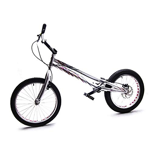 GASLIKE 20 Pollici Professional Edition Street Trial Bike, Adatto Fantasia Arrampicata Brescia BMX BMX Bicycle per Principianti a Livello di Principianti ai corridori avanzati Biketriale
