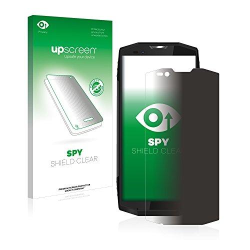 upscreen Anti-Spy Blickschutzfolie kompatibel mit Blackview BV9000 Pro Privacy Screen Sichtschutz Bildschirmschutz-Folie