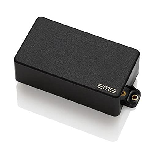 EMG 85 Active Guitar Humbucker Bridge/Neck Pickup, Black