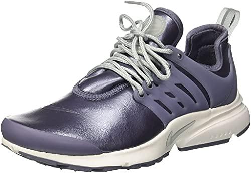 Nike W Air Presto Se, Zapatillas de Gimnasia Mujer, Gris (Light Carbonlight Pumicemtlc 005), 42.5 EU