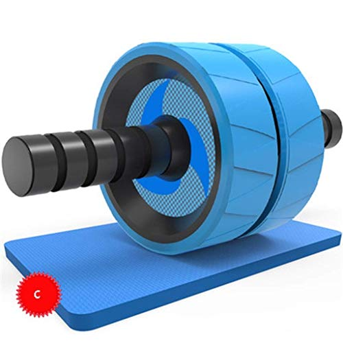 ECSWP MWPGDHC Bauchmuskel-Rad - Power Wheel Roller - Trainingsgeräte for Ihren Home Gym