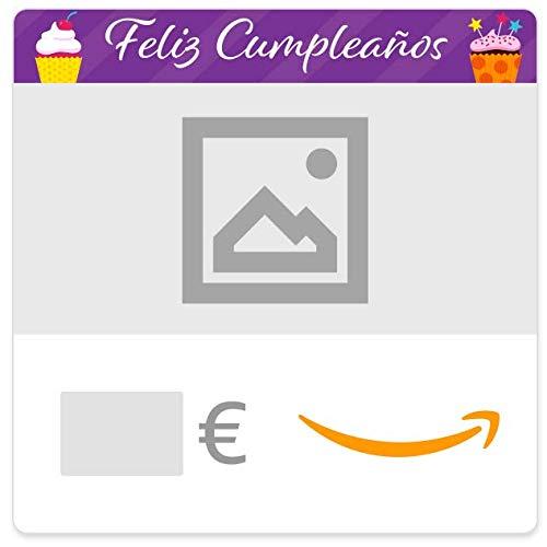 Cheques Regalo de Amazon.es - E-mail - Personalizado - Cupcakes (Cumpleaños)