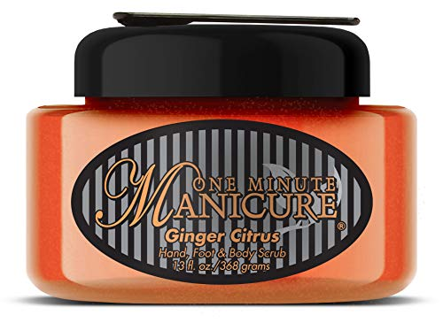 One Minute Manicure- Gommage Gingembre - 368g