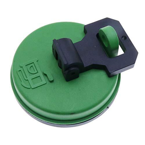 Locking Fuel Cap  Fit for Caterpillar CAT 259B3 259D 279C 279C2 279D 289C 289C2 289D 299C 299D 299D XHP 247B 247B3 257B 257B3 257D 277C 277C2 277D 287C 287C2 287D 297C - zt truck parts 304-3885