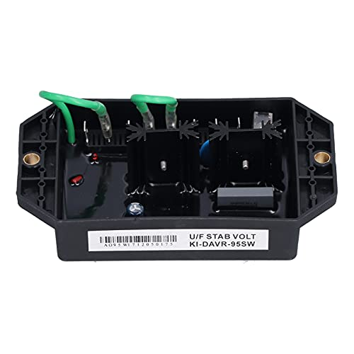 Regulador De Voltaje De Generador Sin Escobillas, KI-DAVR 95SW Controlador AVR De Generadores De Control Automático Para KAMA Para Equipos Eléctricos Para